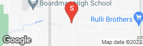 Location of Great Value Storage in google street view