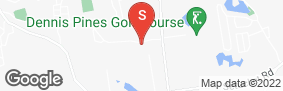 Location of Dennis Mini Storage in google street view