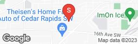 Location of Brainetrust Storage in google street view