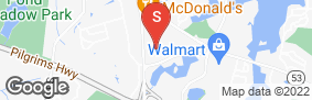 Location of Castle Self Storage in google street view
