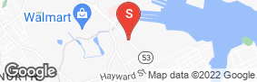 Location of Castle Self-Storage in google street view