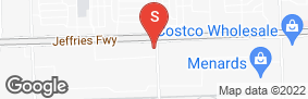 Location of National Storage Centers in google street view