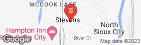 Location of Titan Storage in google street view