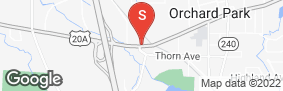 Location of Secure Storage Orchard Park in google street view