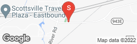 Location of Global Self Storage-West Henrietta in google street view