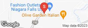 Location of Secure Storage Niagara Falls in google street view