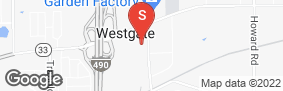 Location of Global Self Storage-Rochester in google street view