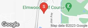 Location of Lock It & Leave It Storage in google street view