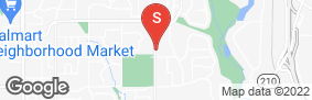 Location of West Coast Self-Storage Beaverton in google street view