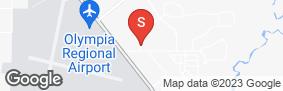 Location of Money Saver Mini Storage in google street view