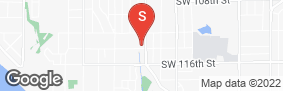Location of Stor-More Self Storage - Burien in google street view