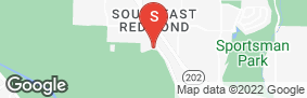 Location of Marymoor Self Storage in google street view