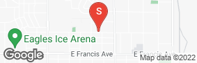 Location of Lyons Self Storage in google street view