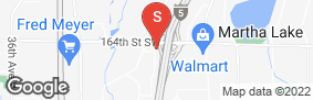 Location of Sound Storage Of Lynnwood in google street view