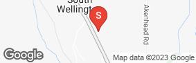 Location of Vancouver Island Self Storage Ltd in google street view