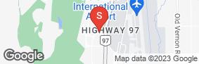 Location of Airport Village Self Storage in google street view
