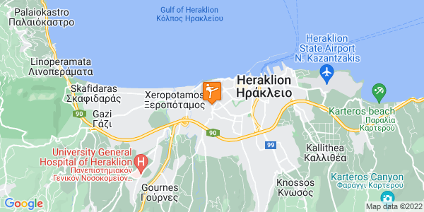 Google Map of Levinou 62, Iraklio 713 04, Greece