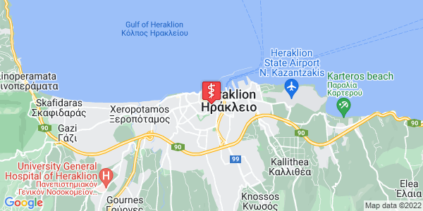 Google Map of Anopoleos 2, Iraklio 712 01, Greece