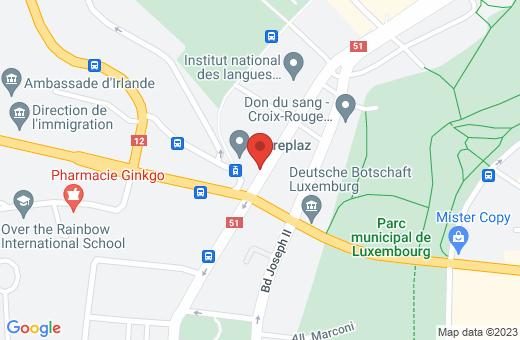 1, boulevard de la Foire L-1528 Luxembourg Luxembourg