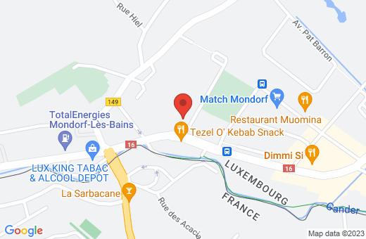 1, place des Villes Jumelées L-5627 Mondorf-les-Bains Luxembourg