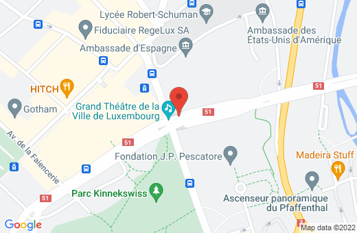 1, rond-point Schuman L-2525 Luxembourg Luxembourg