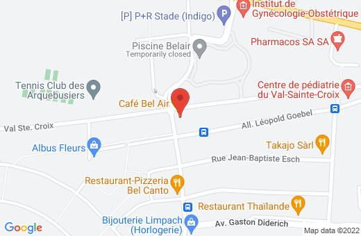 1, rue d'Amsterdam L-1126 Luxembourg Luxembourg