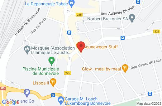1, rue du Cimetière L-1338 Luxembourg Luxembourg
