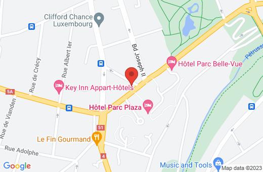 1, rue du Fort Rheinsheim L-2419 Luxembourg Luxembourg