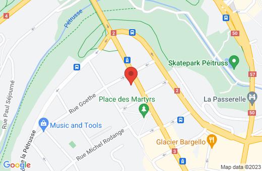 10, avenue de la Liberté L-1930 Luxembourg Luxembourg