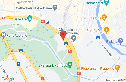 10, boulevard Franklin Roosevelt L-2450 Luxembourg Luxembourg