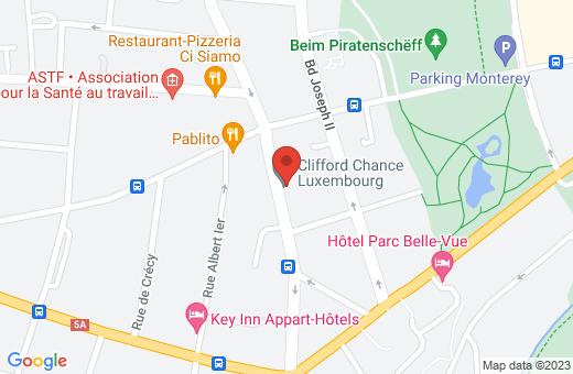 10, boulevard Grande-Duchesse Charlotte L-1011 Luxembourg Luxembourg