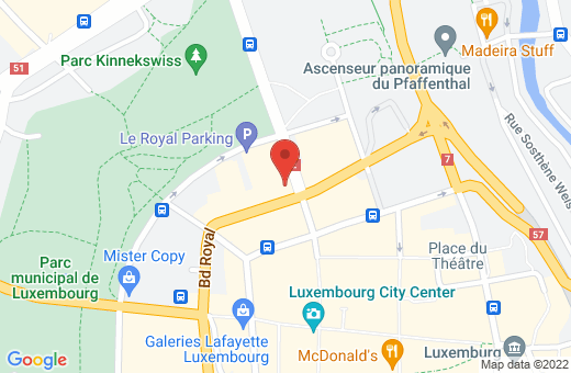 10, boulevard Royal L-2449 Luxembourg Luxembourg