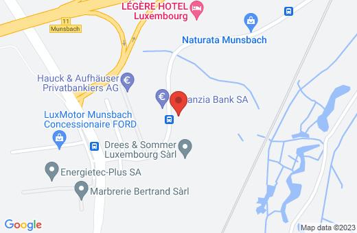 10, rue Gabriel Lippmann L-5365 Munsbach Luxembourg