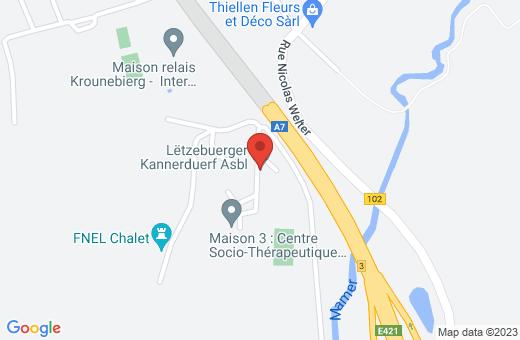 10, rue Hermann Gmeiner L-7534 Mersch Luxembourg