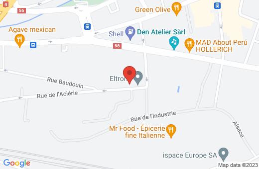 10, rue de l'Aciérie L-1112 Luxembourg Luxembourg
