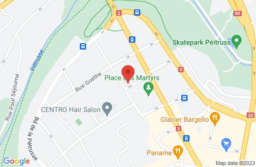 10, rue de la Grève L-1643 Luxembourg Luxembourg