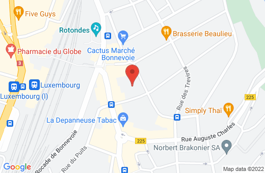 10, rue des Gaulois L-1618 Luxembourg Luxembourg