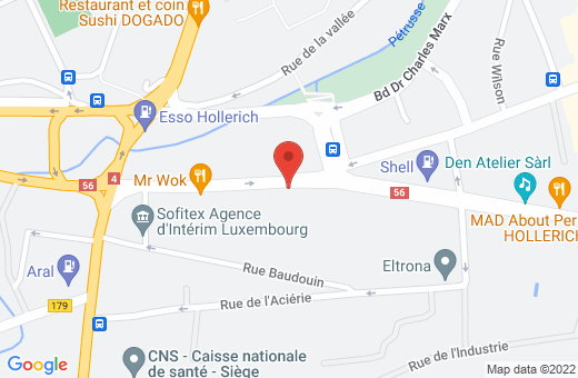 107, Rue de Hollerich L-1741 Luxembourg Luxembourg
