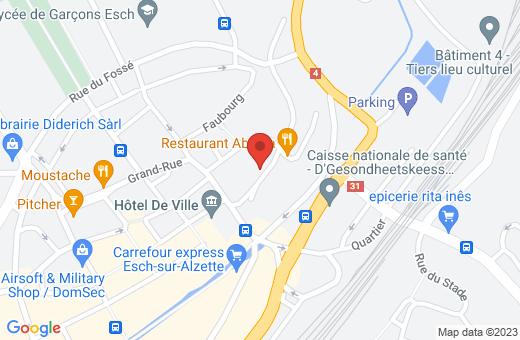 11, rue de Luxembourg L-4220 Esch-sur-Alzette Luxembourg