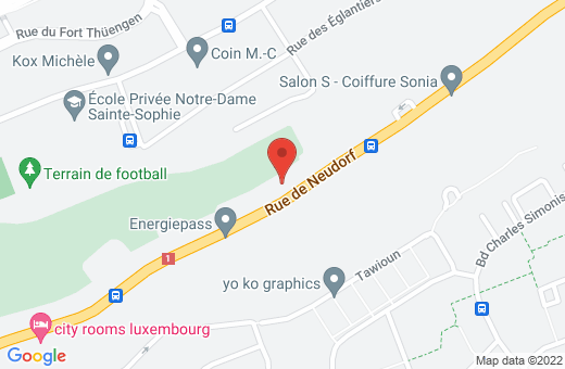 115, rue de Neudorf L-2221 Luxembourg Luxembourg