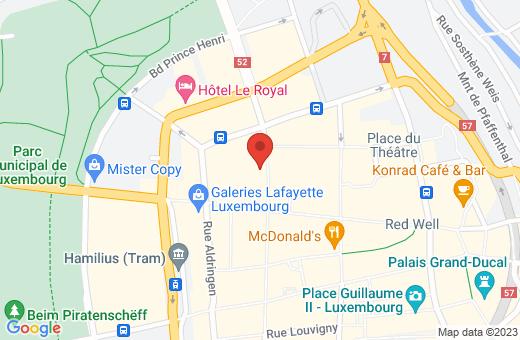 11b, avenue de la Porte-Neuve L-2227 Luxembourg Luxembourg