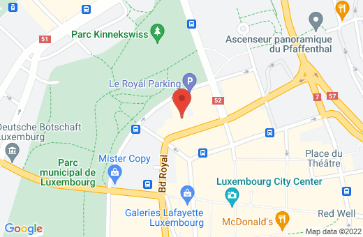 12, boulevard Royal L-2449 Luxembourg Luxembourg