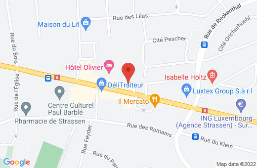 134, route d'Arlon L-8008 Strassen Luxembourg