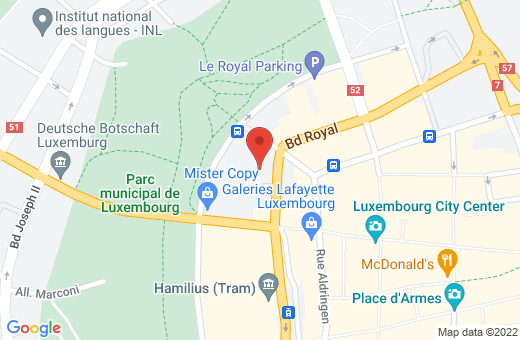 14, boulevard Royal L-2449 Luxembourg Luxembourg