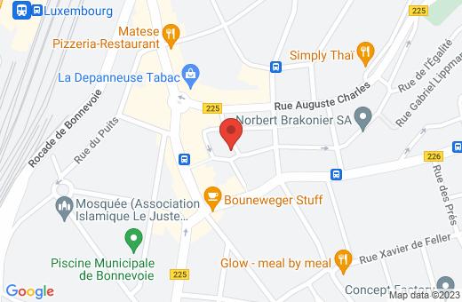 14, place du Parc L-2313 Luxembourg Luxembourg