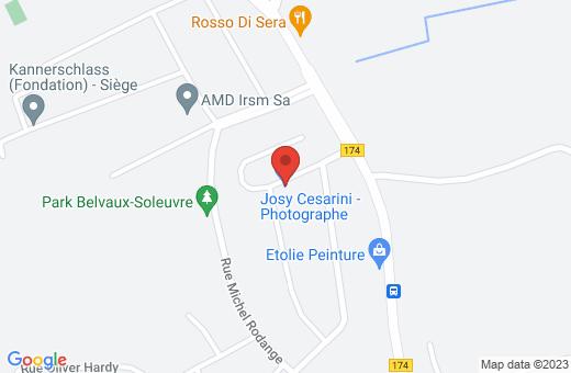 15, rue Pierre Frieden L-4448 Soleuvre Luxembourg