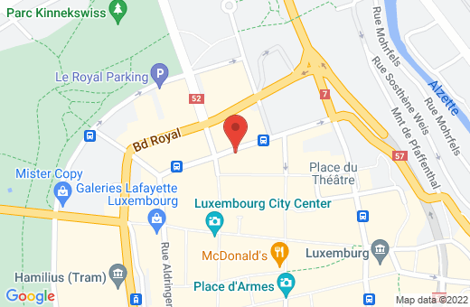 15, rue des Bains L-1212 Luxembourg Luxembourg