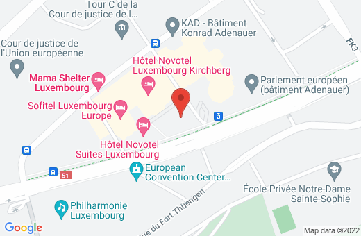 15A, avenue John F. Kennedy L-1855 Luxembourg Luxembourg