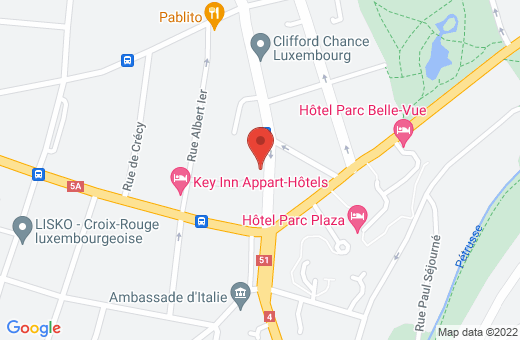 15B boulevard Grande-Duchesse Charlotte L-1331 Luxembourg Luxembourg