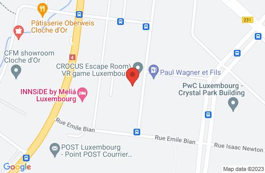 16, rue Robert  Stümper L-2557 Luxembourg Luxembourg